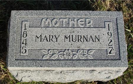 MURNAN, MARY - Woodbury County, Iowa | MARY MURNAN