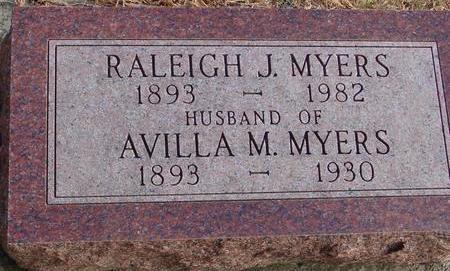 MYERS, RALEIGH & AVILLA - Woodbury County, Iowa | RALEIGH & AVILLA MYERS