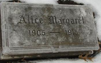 NATION, ALICE MARGARET - Woodbury County, Iowa | ALICE MARGARET NATION