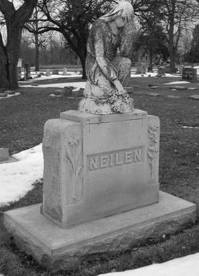 NEILEN, MONUMENT - Woodbury County, Iowa | MONUMENT NEILEN