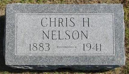 NELSON, CHRIS H. - Woodbury County, Iowa | CHRIS H. NELSON