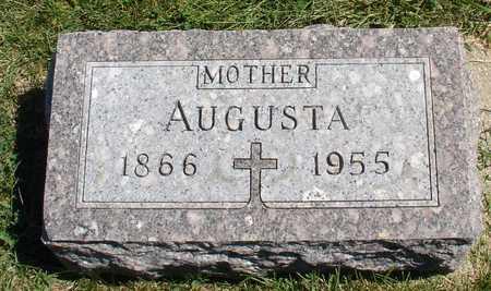 OBERREUTER, AUGUSTE - Woodbury County, Iowa | AUGUSTE OBERREUTER