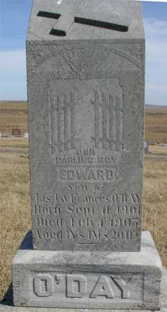 O'DAY, EDWARD - Woodbury County, Iowa | EDWARD O'DAY