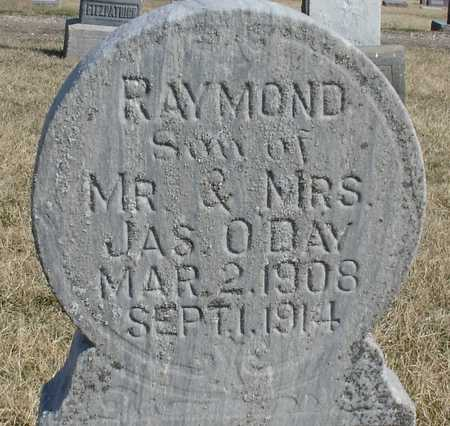 O'DAY, RAYMOND - Woodbury County, Iowa | RAYMOND O'DAY