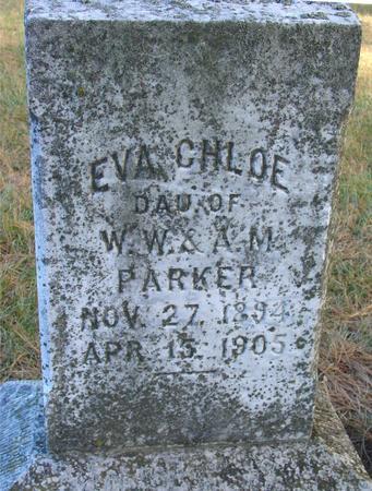 PARKER, EVA CHLOE - Woodbury County, Iowa | EVA CHLOE PARKER