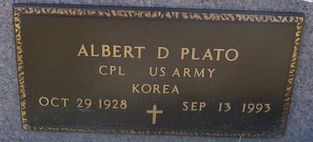 PLATO, ALBERT D. - Woodbury County, Iowa | ALBERT D. PLATO