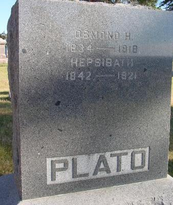 PLATO, OSMOND H. - Woodbury County, Iowa | OSMOND H. PLATO