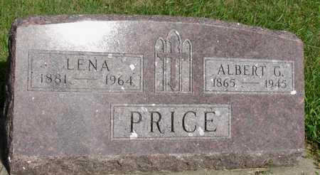 PRICE, ALBERT & LENA - Woodbury County, Iowa   ALBERT & LENA PRICE