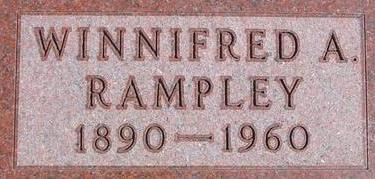 RAMPLEY, WINNIFRED A. - Woodbury County, Iowa | WINNIFRED A. RAMPLEY