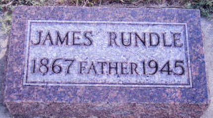 RUNDLE, JAMES - Woodbury County, Iowa | JAMES RUNDLE