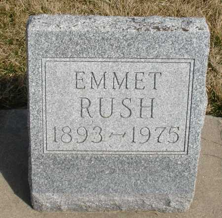 RUSH, EMMET - Woodbury County, Iowa | EMMET RUSH