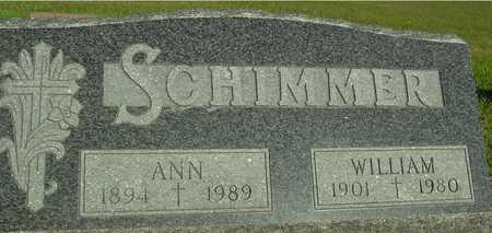 SCHIMMER, WILLIAM & ANN - Woodbury County, Iowa | WILLIAM & ANN SCHIMMER