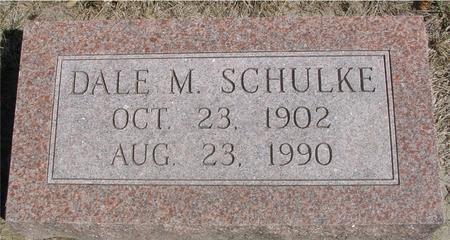 SCHULKE, DALE M. - Woodbury County, Iowa | DALE M. SCHULKE