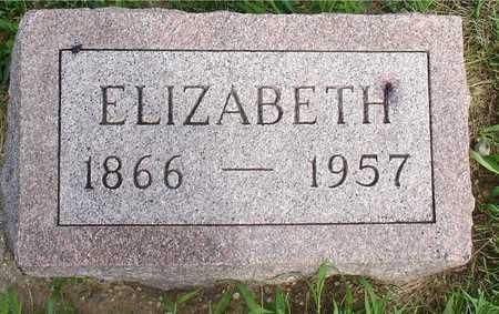 SEWENIG, ELIZABETH - Woodbury County, Iowa | ELIZABETH SEWENIG