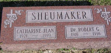 SHEUMAKER, ROBERT & CATHARINE - Woodbury County, Iowa | ROBERT & CATHARINE SHEUMAKER