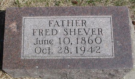 SHEVER, FRED - Woodbury County, Iowa | FRED SHEVER