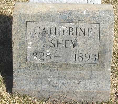 SHEY, CATHERINE - Woodbury County, Iowa | CATHERINE SHEY