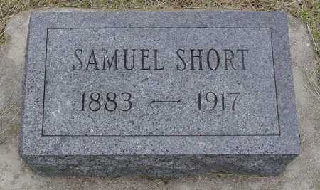 SHORT, SAMUEL - Woodbury County, Iowa | SAMUEL SHORT