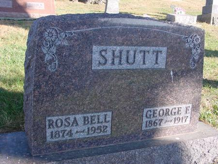 SHUTT, GEORGE & ROSA - Woodbury County, Iowa | GEORGE & ROSA SHUTT