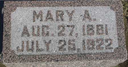 SKAHILL, MARY A. - Woodbury County, Iowa | MARY A. SKAHILL