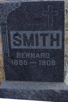 SMITH, BERNARD - Woodbury County, Iowa | BERNARD SMITH