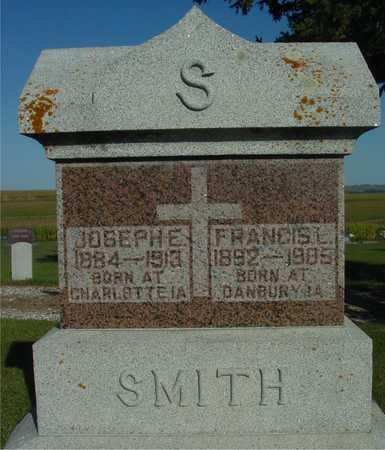 SMITH, JOSEPH & FRANCIS - Woodbury County, Iowa   JOSEPH & FRANCIS SMITH