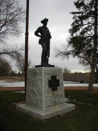 SPANISH AMERICAN WAR, MEMORIAL - Woodbury County, Iowa | MEMORIAL SPANISH AMERICAN WAR