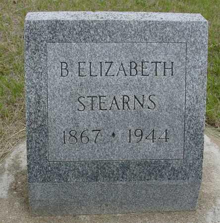 STEARNS, B. ELIZABETH - Woodbury County, Iowa | B. ELIZABETH STEARNS