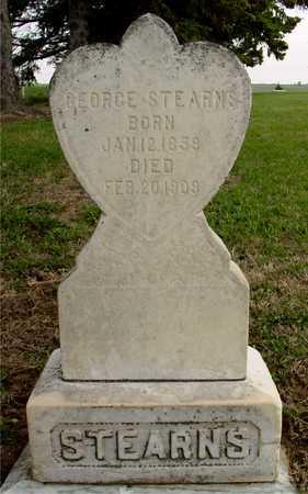 STEARNS, GEORGE T. - Woodbury County, Iowa | GEORGE T. STEARNS