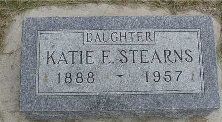 STEARNS, KATIE E. - Woodbury County, Iowa | KATIE E. STEARNS