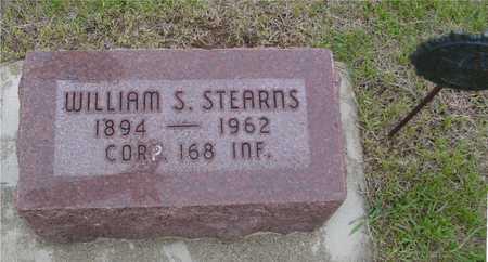 STEARNS, WILLIAM S. - Woodbury County, Iowa   WILLIAM S. STEARNS