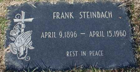 STEINBACH, FRANK - Woodbury County, Iowa | FRANK STEINBACH