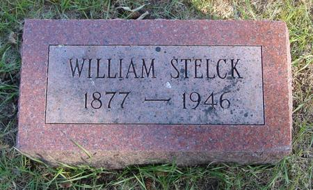 STELCK, WILLIAM - Woodbury County, Iowa | WILLIAM STELCK
