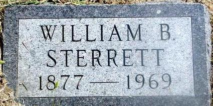 STERRETT, WILLIAM B. - Woodbury County, Iowa | WILLIAM B. STERRETT