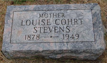STEVENS, LOUIS - Woodbury County, Iowa | LOUIS STEVENS