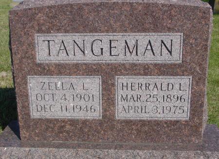 TANGEMAN, HERRALD & ZELLA - Woodbury County, Iowa | HERRALD & ZELLA TANGEMAN