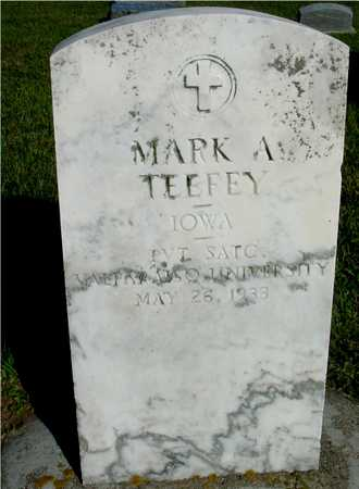 TEEFEY, MARK A. - Woodbury County, Iowa | MARK A. TEEFEY