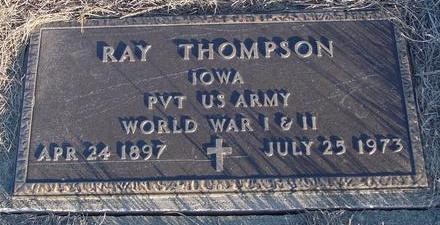 THOMPSON, RAY - Woodbury County, Iowa | RAY THOMPSON