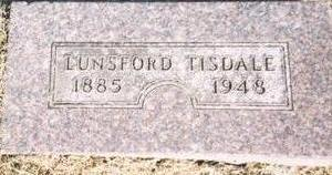 TISDALE, LUNSFORD - Woodbury County, Iowa | LUNSFORD TISDALE