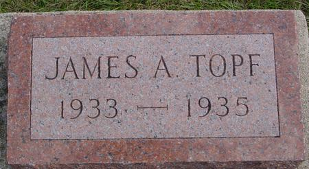 TOPF, JAMES A. - Woodbury County, Iowa | JAMES A. TOPF