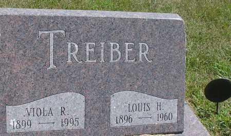 TREIBER, LOUIS & VIOLA - Woodbury County, Iowa | LOUIS & VIOLA TREIBER