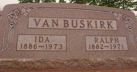 VAN BUSKIRK, RALPH & IDA - Woodbury County, Iowa | RALPH & IDA VAN BUSKIRK