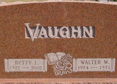 VAUGHN, BETTY & WALTER - Woodbury County, Iowa | BETTY & WALTER VAUGHN