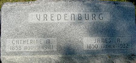 VREDENBERG, JAMES & CATHERINE - Woodbury County, Iowa | JAMES & CATHERINE VREDENBERG
