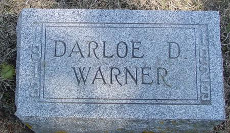 WARNER, DARLOE D. - Woodbury County, Iowa | DARLOE D. WARNER
