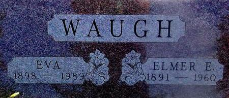 WAUGH, ELMER & EVA - Woodbury County, Iowa | ELMER & EVA WAUGH