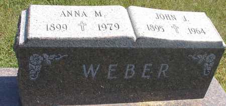 WEBER, JOHN J.  &  ANNA M. - Woodbury County, Iowa | JOHN J.  &  ANNA M. WEBER