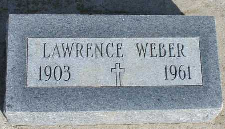 WEBER, LAWRENCE - Woodbury County, Iowa | LAWRENCE WEBER