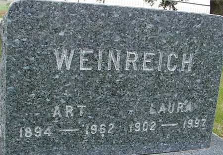 WEINREICH, ART & LAURA - Woodbury County, Iowa | ART & LAURA WEINREICH