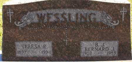 WESSLING, BERNARD & TERESA - Woodbury County, Iowa | BERNARD & TERESA WESSLING